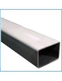 Tube rectangulaire acier décapé 40×20 mm