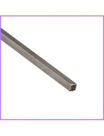 Barre carré inox 10 mm