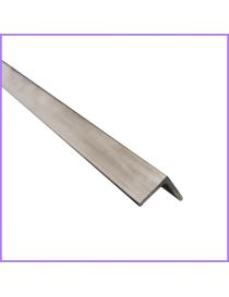 Corniere laminée inox 304L 25 x 25