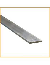 Barre aluminium plate 80mm