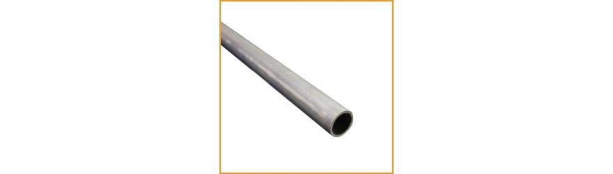 vente de Tube aluminium rond livraison rapide achat facile