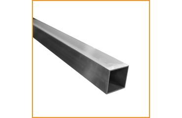 Tube carré aluminium